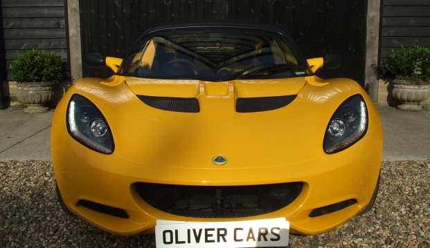 Lotus Elise Club Racer: YCR7