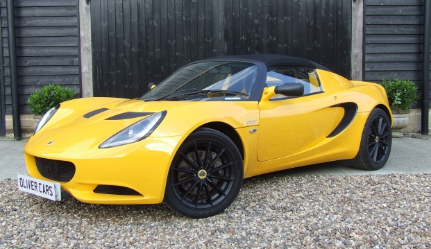 Lotus Elise Club Racer: YCR11