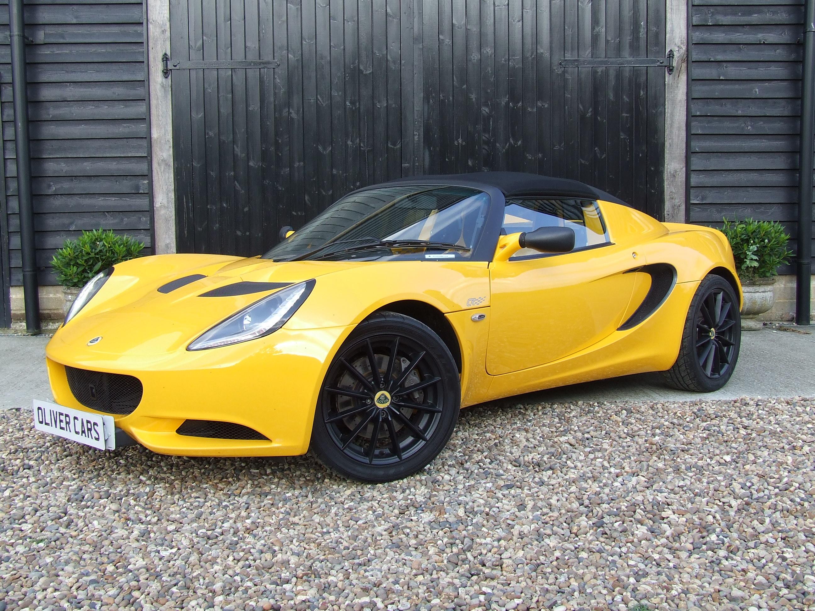 lotus elise club racer oliver cars ltd. Black Bedroom Furniture Sets. Home Design Ideas