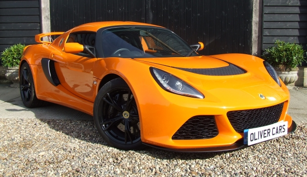 Lotus Exige S Race and Premium Sport 3.5 V6: exg1