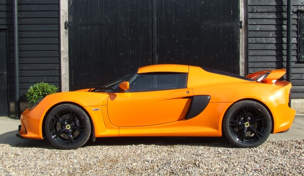 Lotus Exige S Race and Premium Sport 3.5 V6: exg4