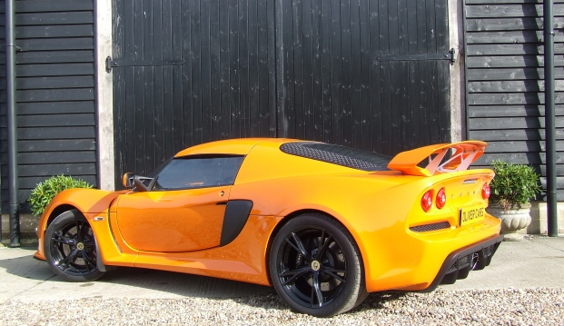 Lotus Exige S Race and Premium Sport 3.5 V6: exg12