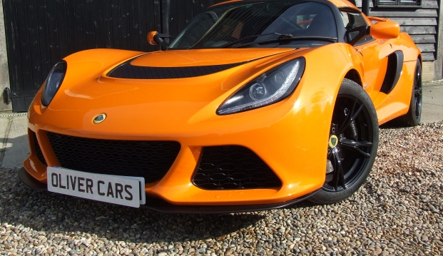 Lotus Exige S Race and Premium Sport 3.5 V6: exg13