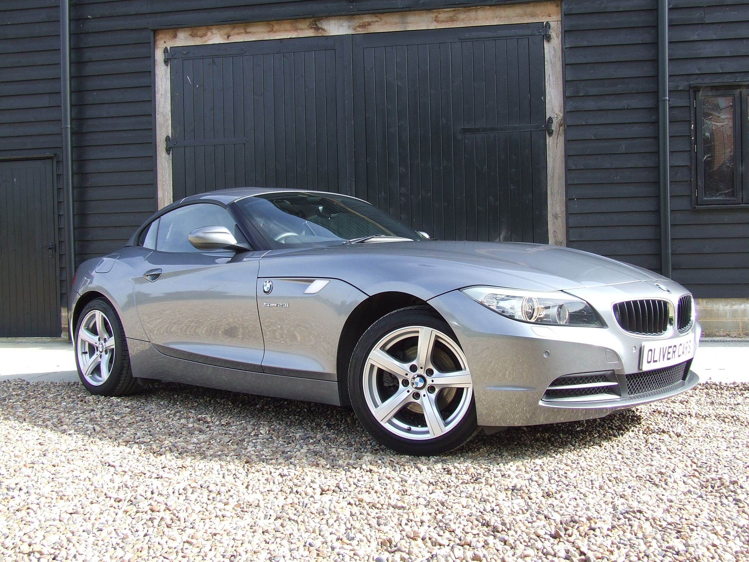 Bmw Z4 2 5 S Drive23i Roadster Oliver Cars Ltd