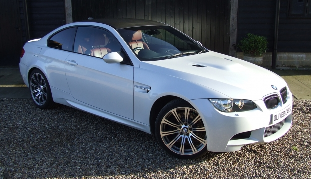 BMW M3 4.0 V8 Coupe DCT