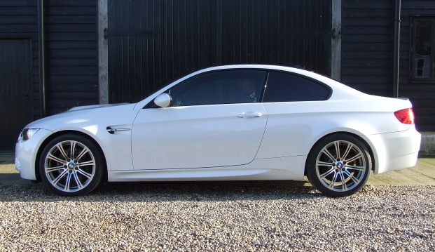 BMW M3 4.0 V8 Coupe DCT: m34