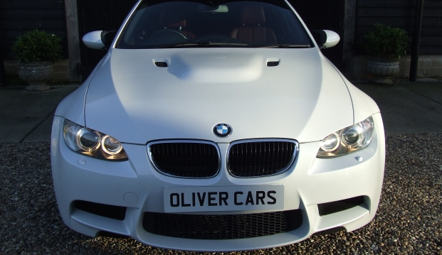 BMW M3 4.0 V8 Coupe DCT: m35