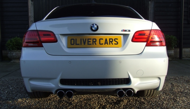BMW M3 4.0 V8 Coupe DCT: m36