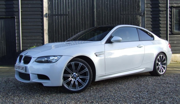 BMW M3 4.0 V8 Coupe DCT: m38