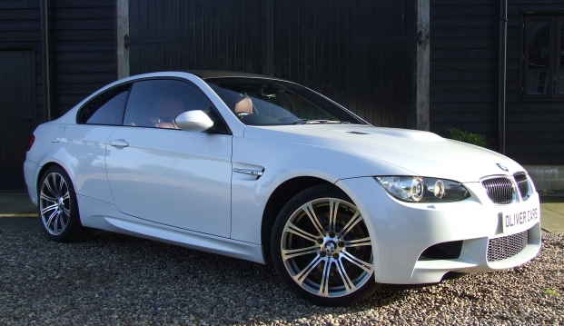 BMW M3 4.0 V8 Coupe DCT: m39