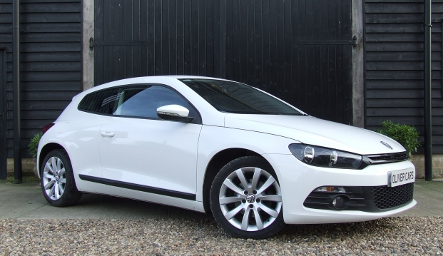 Volkswagen Scirocco 2.0 TDI Bluemotion Tech