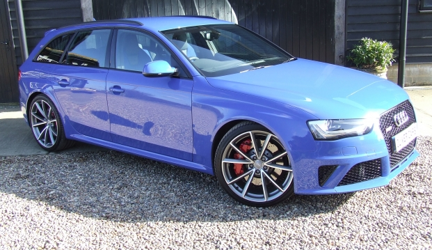 Audi RS4 Avant Nogaro Limited Edition: rs2