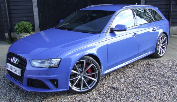 Audi RS4 Avant Nogaro Limited Edition: rs3