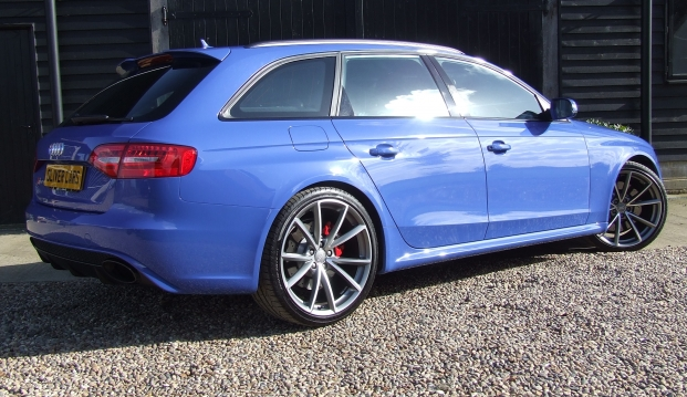 Audi RS4 Avant Nogaro Limited Edition: rs4