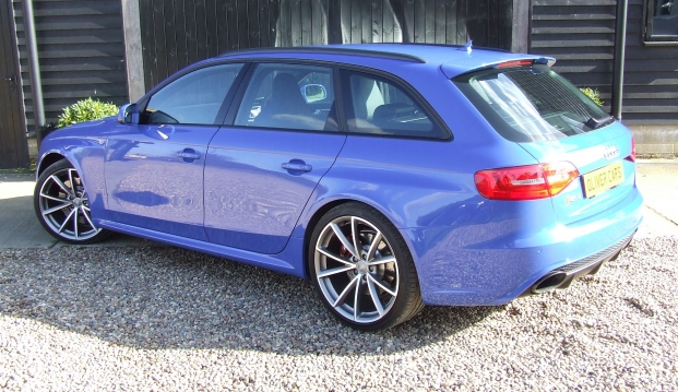 Audi RS4 Avant Nogaro Limited Edition: rs44