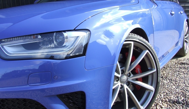 Audi RS4 Avant Nogaro Limited Edition: rs7
