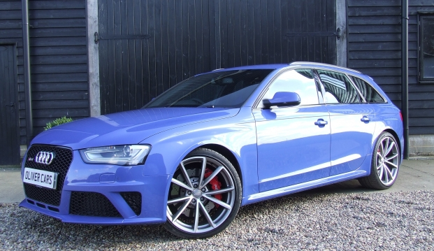Audi RS4 Avant Nogaro Limited Edition: rs8